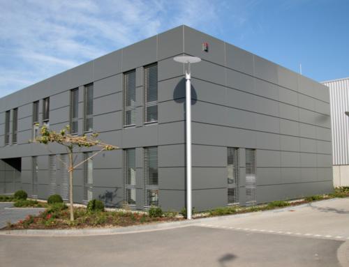 Bürogebäude Duisburg