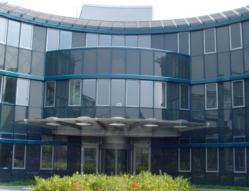 Verwaltungsgebäude Meerbusch